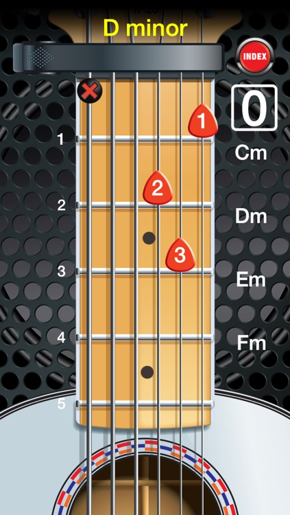 Capo Acoustic S - Guitar Chords and Tabs screenshot-0