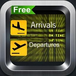 iFlightBoard Free-- Departures & Arrivals