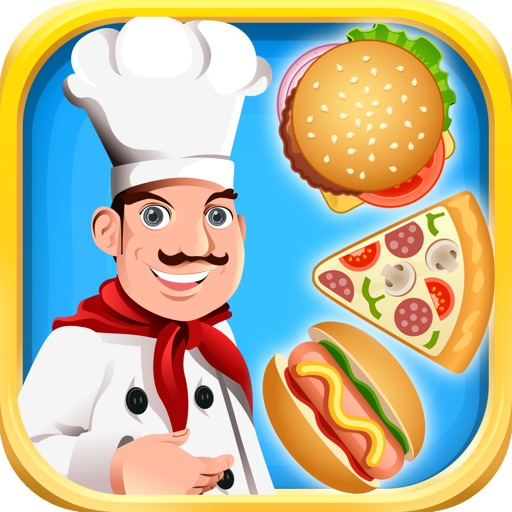 Awesome Chef! - The Food Matching Game icon
