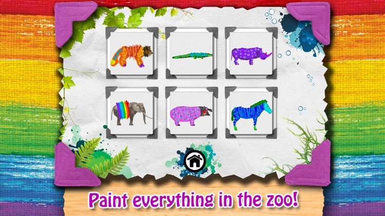 Paint My Zoo screenshot-4