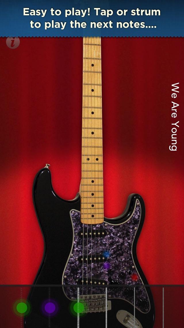 Tiny Guitar Screenshot