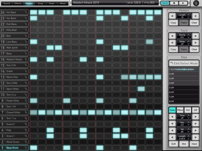 Attack Drums Screenshot