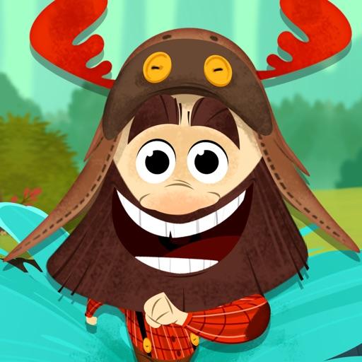 Thunder Jack's Log Runner icon