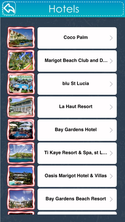 Saint Lucia Travel Guide - Offline Maps