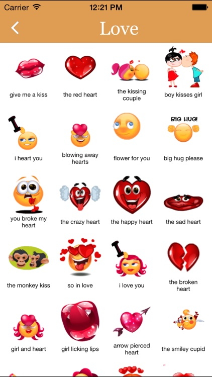 Animated 3D Emoji Stickers for Chat Apps screenshot-3