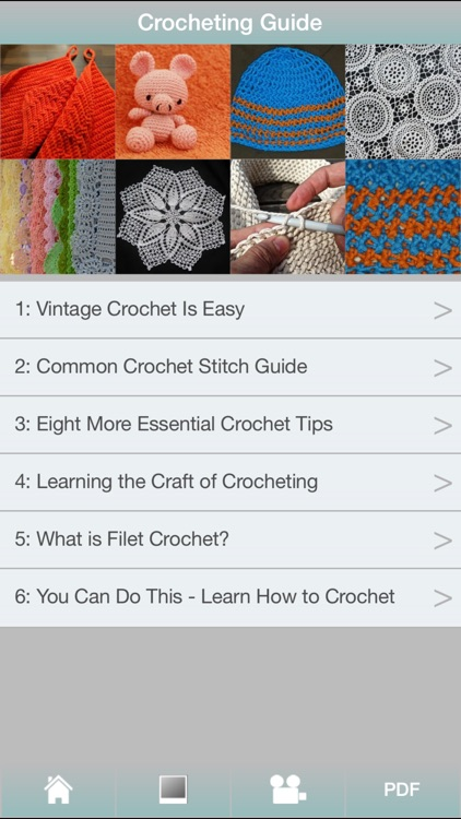 Crocheting Guide - Discover Easy Way To Crochet !