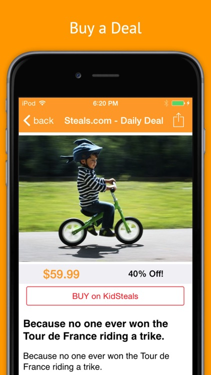 Deal Drop: The Best App for Online & Local Daily Deals screenshot-3