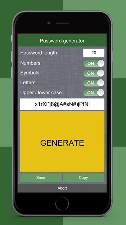Password Manager - SafeMe screenshot-3
