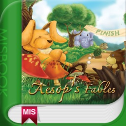 Bilingual Aesop's Fables: English-Thai Collection 3