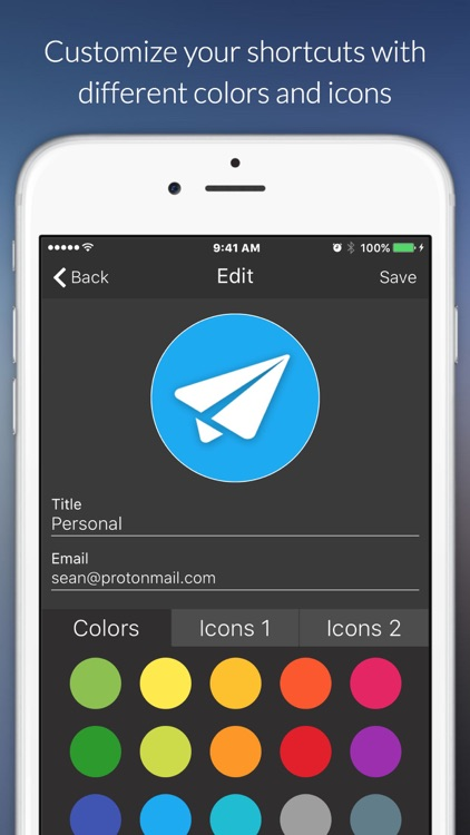 mailKey - Email Shortcuts for your Keyboard