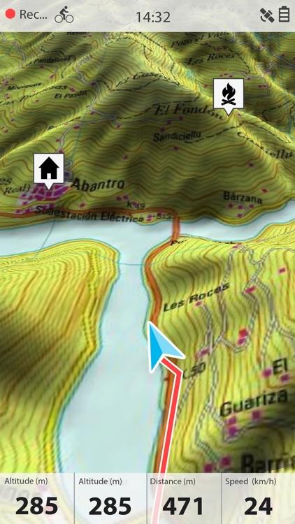 TwoNav GPS: Tracks & Maps