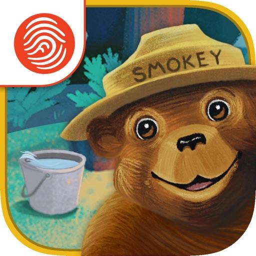 Smokey Bear and the Campfire Kids - A Fingerprint Network App