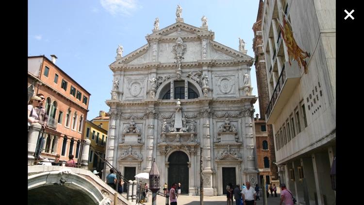Венеция - большая прогулка. Аудиогид с альбомом фотографий маршрута и картой города screenshot-4