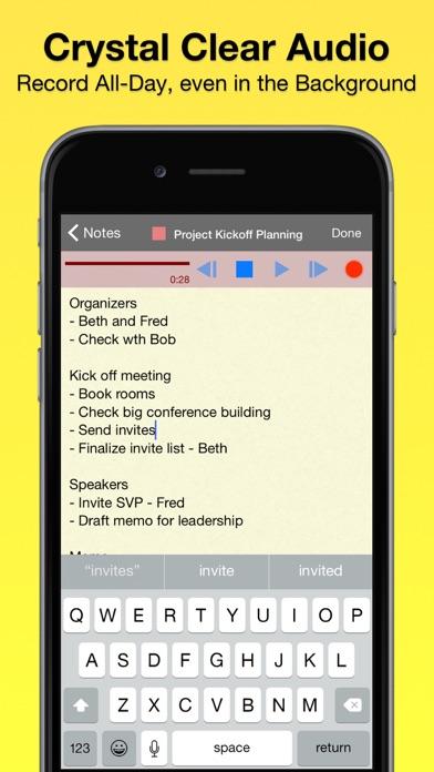 点击获取Audio Notebook Pocket