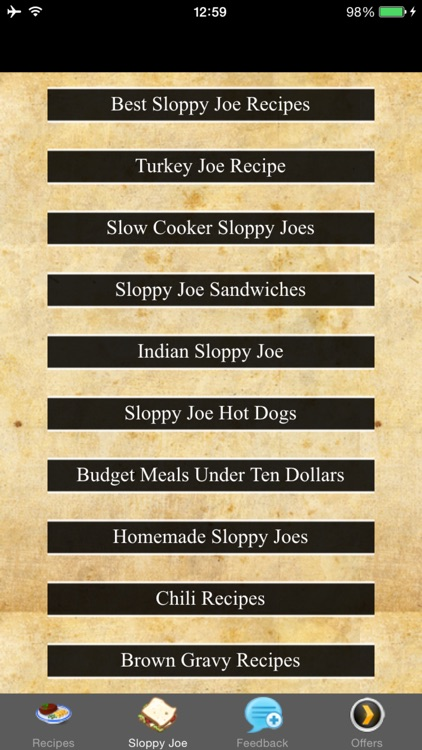 Sloppy Joe Recipes - Variations are Endless
