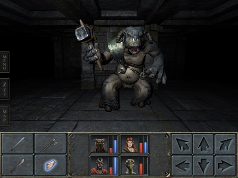 Legend of Grimrock для iPad