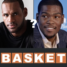 Activities of Basket Quiz - Find who are the basketball Players