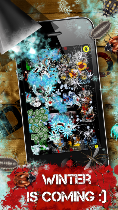 iDestroy Reloaded: Avoid pest invasion, Epic bug shooter game with crazy war weapons screenshot four