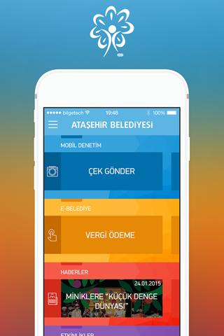Ataşehir Belediyesi screenshot 1