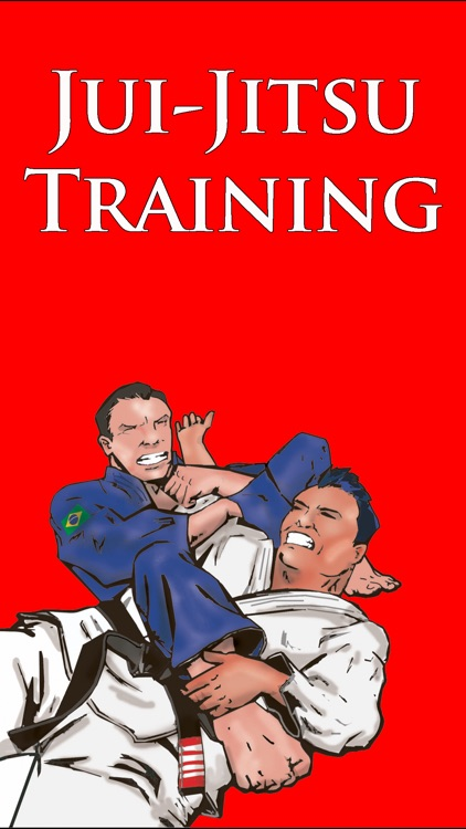 Jui-Jitsu Training