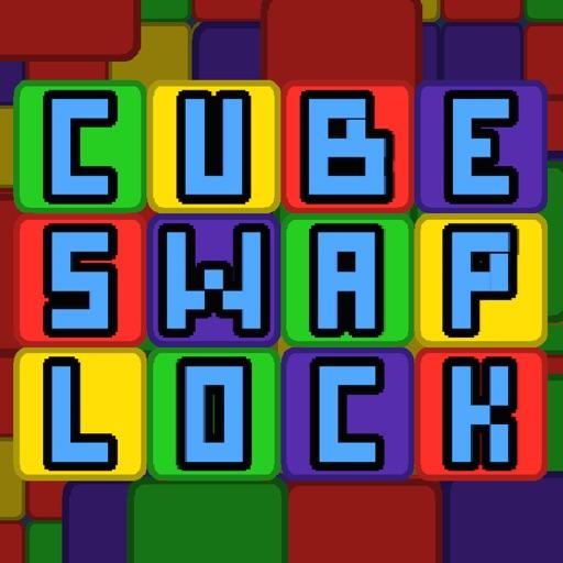 Cube Swap Lock