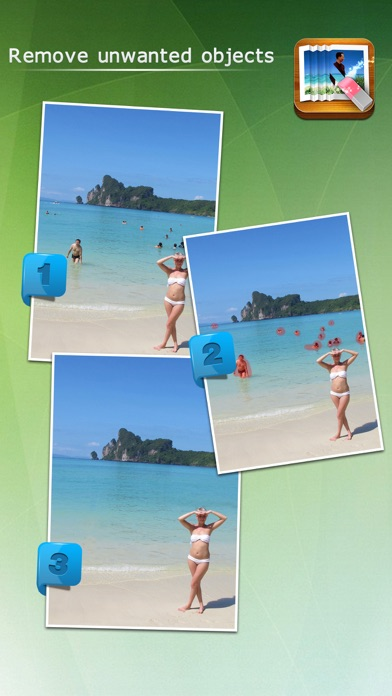 Photo Eraser for iPhone - Remove Unwanted Objects from Pictures and Images Screenshot