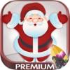 油漆圣诞魔法 — — 圣诞节着色页-溢价