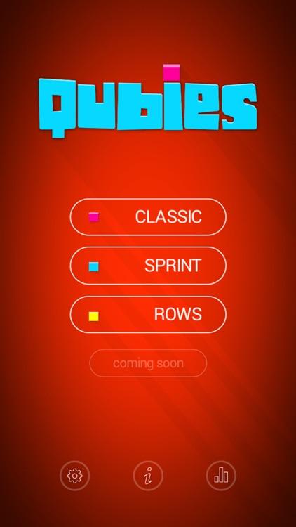 Qubies: Match-3 meets falling blocks screenshot-4