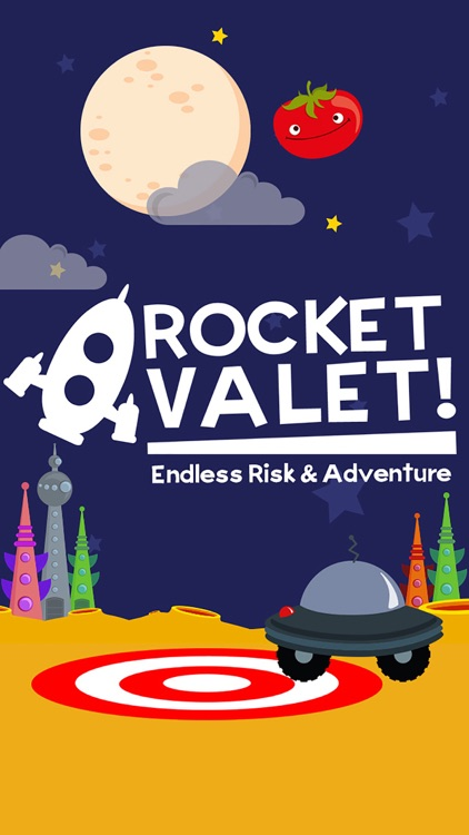 Rocket Valet! Galaxy Landing Service screenshot-0