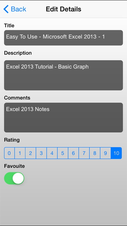 Easy To Use - Microsoft Excel 2013 Edition screenshot-3