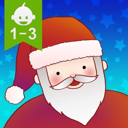 Santa's Christmas Sleigh for Toddlers