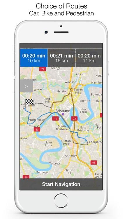New York Offline Maps and Offline Navigation screenshot-3