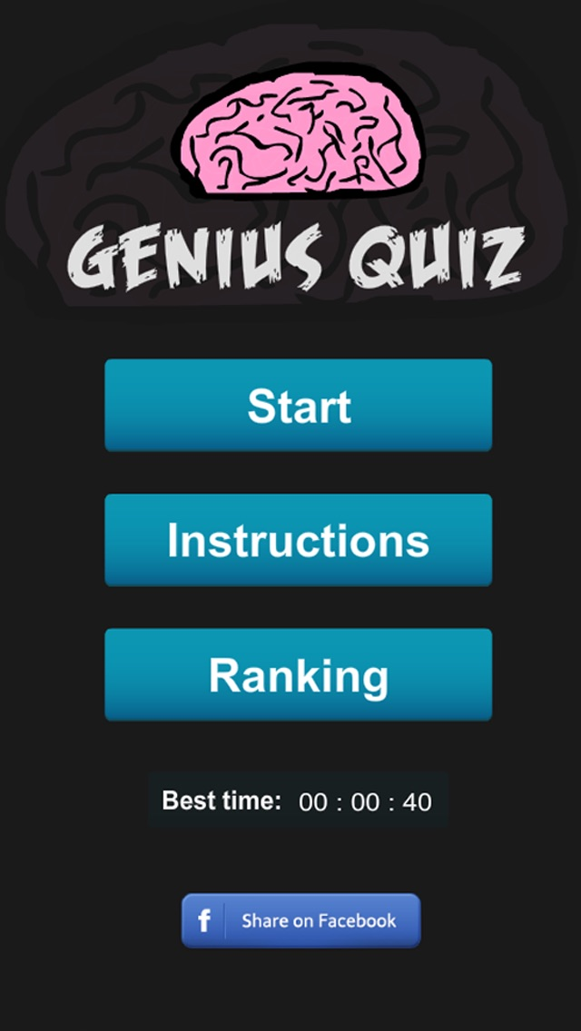 Genio Quiz screenshot1