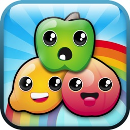 Happy Fruit Match Pop! Puzzle