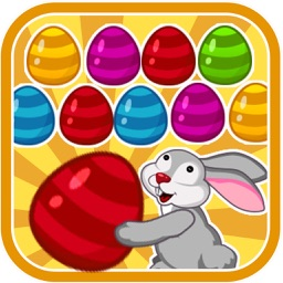 Bunny Shooter Bubble Crush