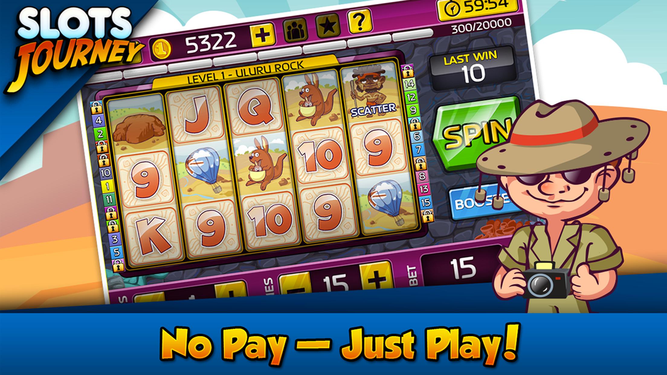 Slots Journey Screenshot
