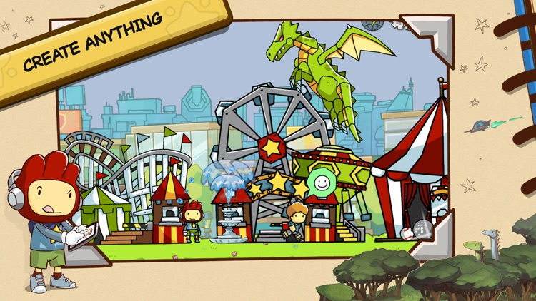 Scribblenauts Unlimited screenshot-0