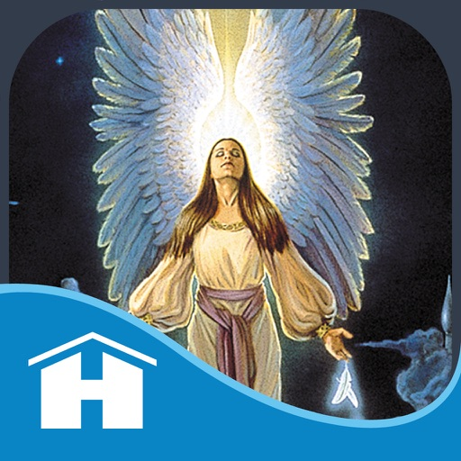 Healing with the Angels Oracle Cards - Doreen Virtue, Ph.D. icon