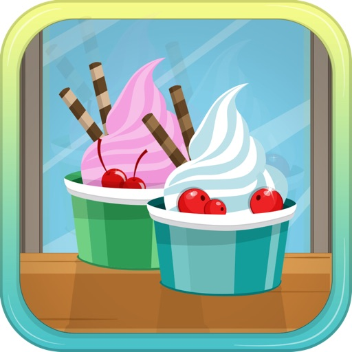 Ice Cream Sundae Maker Party - Make DIY Frozen Icecream Cups & Cones : Cooking Games for Kids