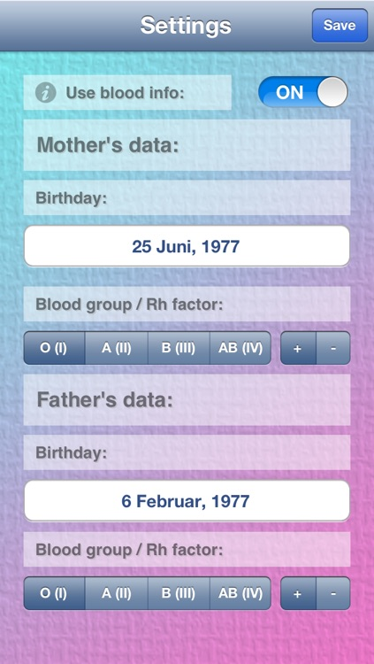Baby Gender Prognosis