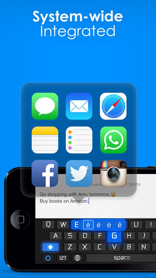 キーボードテーマ Pro – iPhone、iPad、iPod用の カスタムできる新しいキーボードスキンのおすすめ画像2