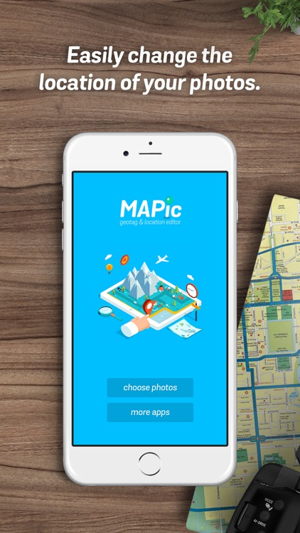 MAPic - Geotag & Location Editor