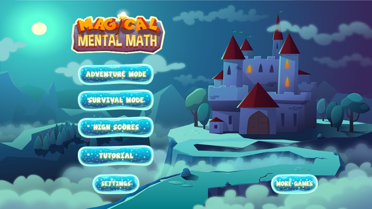 Magical Mental Math screenshot-0