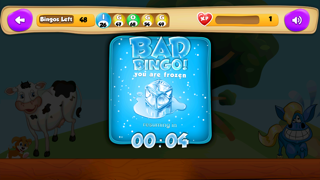 BINGO Casino Game to Play your Luck and Win the Jackpot with Animals screenshot four