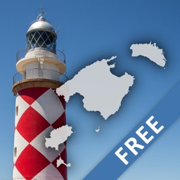 Lighthouses of the Balearic Islands – Free