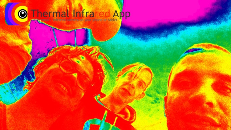 Thermo Infrared IR FX thermal camera screenshot-3
