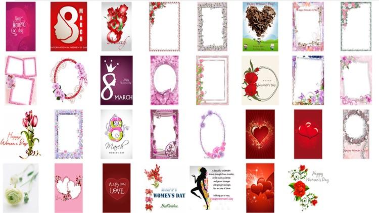 A¹ M Woman world booth - ecard making and fashion design screenshot-3