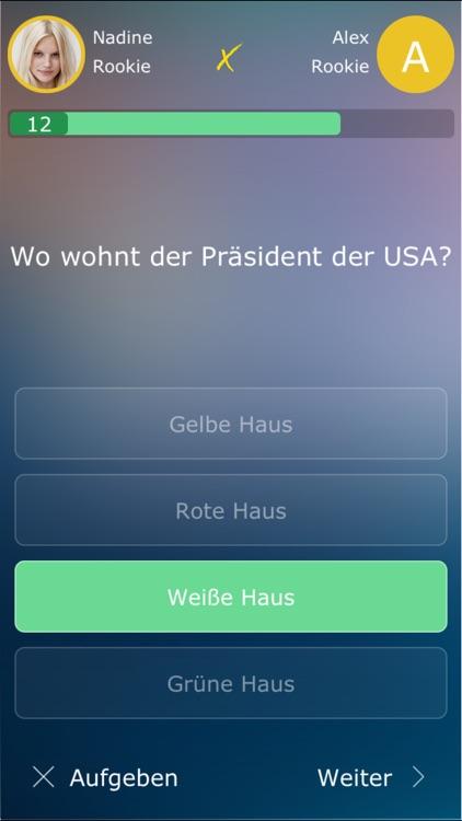 QuizMe – Quiz um deine Zukunft