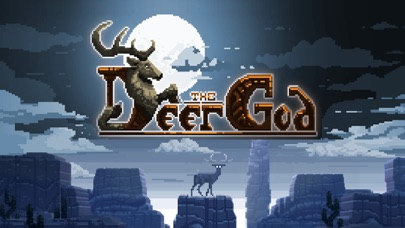Screenshot from The Deer God