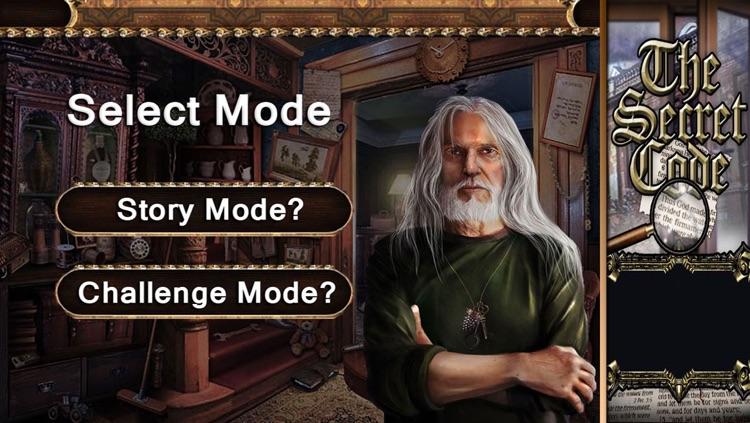 Hidden Objects:The Secret Code screenshot-4